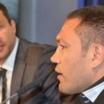 Скандално! Вижте ЕКСКЛУЗИВНИ кадри от съблекалнята на Кличко преди мача с КОБРАТА!